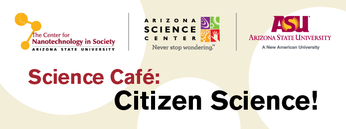 Science Cafe 2013 Logo