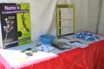 CNS-ASU booth at the Tempe Festival of the Arts